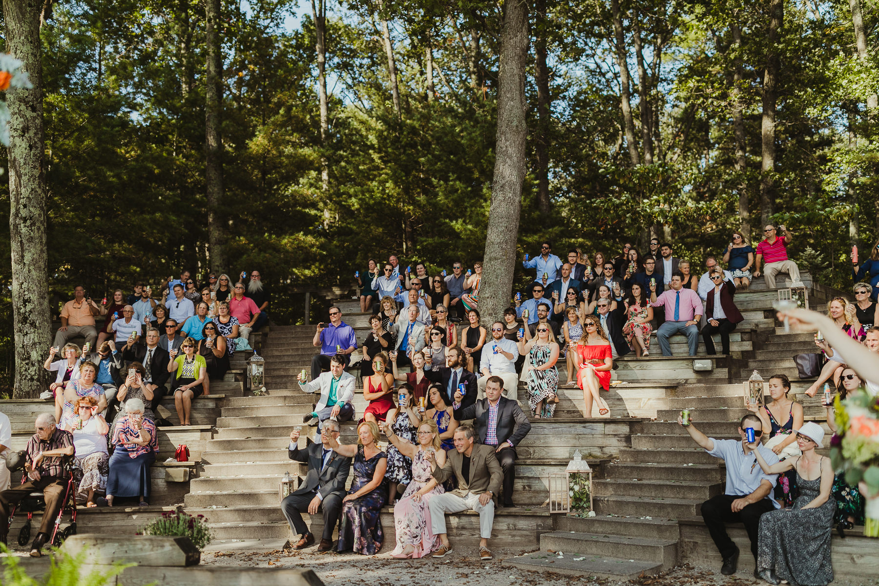 Ymca camp pendalouan wedding